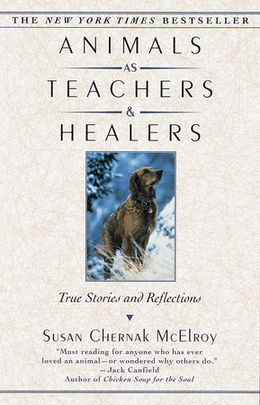 Book cover Animals As Teachers And Healers