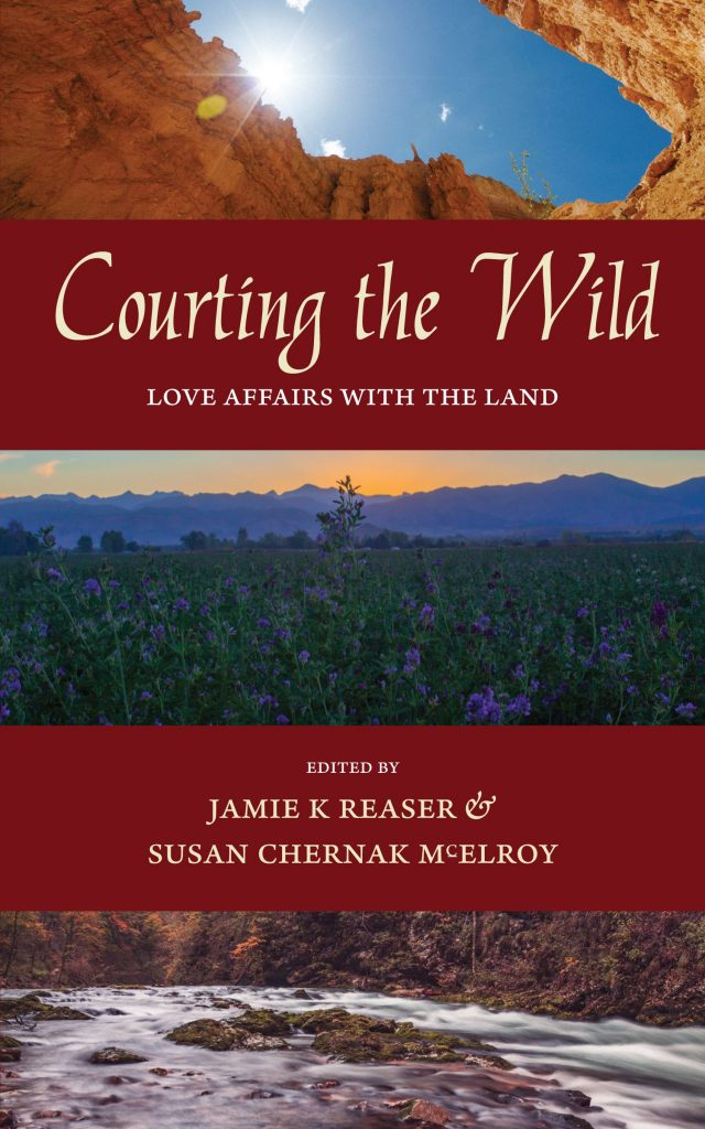 Book Cover-Courting The Wild